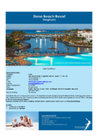 1.dana beach resort fact sheet