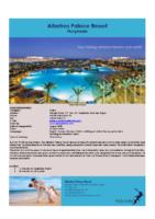 2. albatros palace resort fact sheet