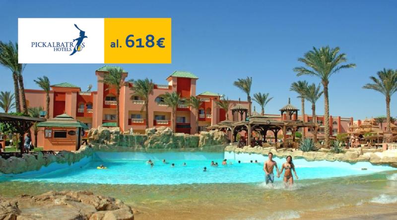Albatros hotellid Hurghadas! al. 618 €