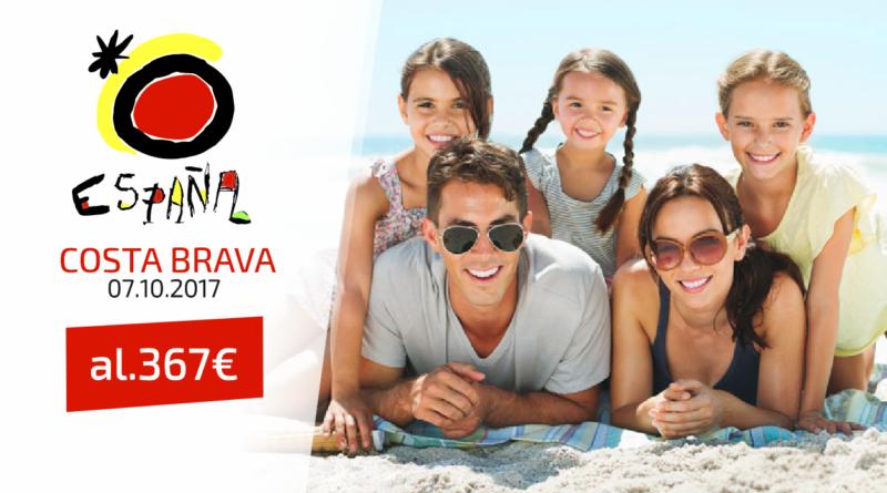 07.10 Costa Brava al 367 EUR