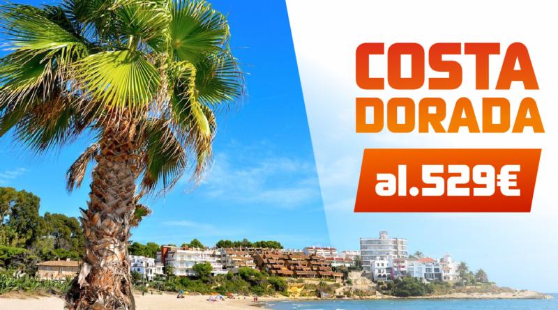 Costa Dorada 2017! Hinnad al 529 EUR