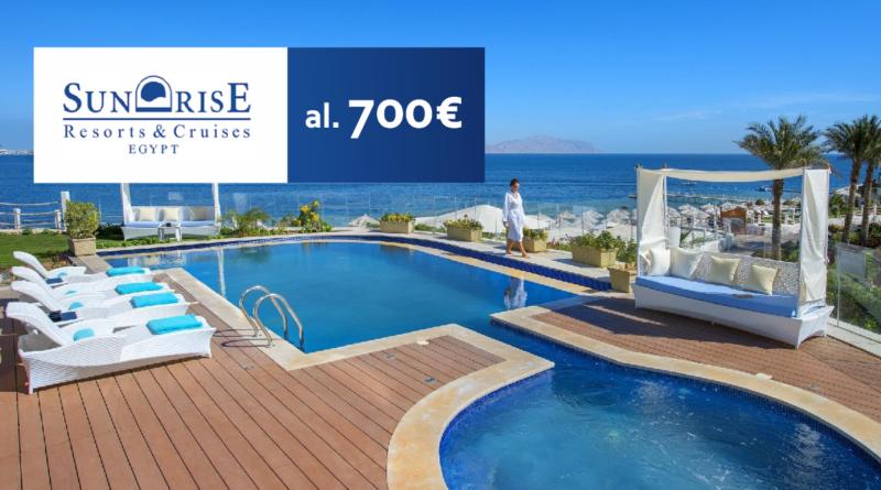 Sunrise hotellid Hurghadas! al. 700 EUR
