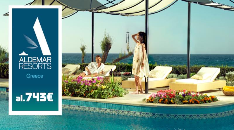 Luksuslikud Aldemar hotellid Kreetal 10 ööks hinnaga al. 743 EUR