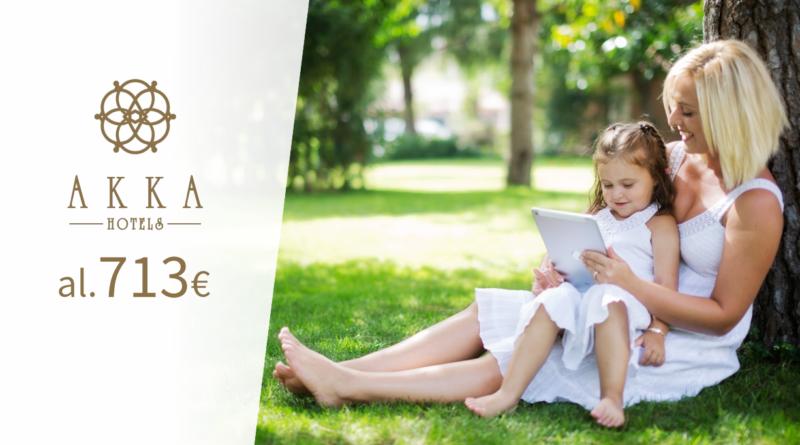 Suurepärased AKKA hotellid Türgis! Hinnad al 713 EUR