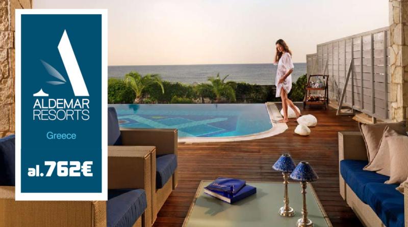 Luksuslikud Aldemar hotellid Kreetal 10 ööks hinnaga al. 762 EUR