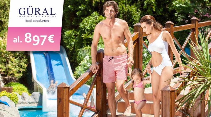 Güral luksuslikud hotellid superhinnaga! Hinnad al 897 EUR
