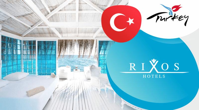 Rixos luksuslikud hotellid Türgis!