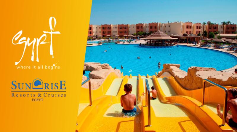 Sunrise hotellid Egiptuses erihinnaga!