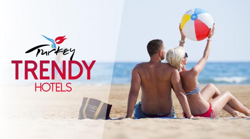 SUVI 2018: Eksklusiivne hotellikett Türgis — TRENDY!