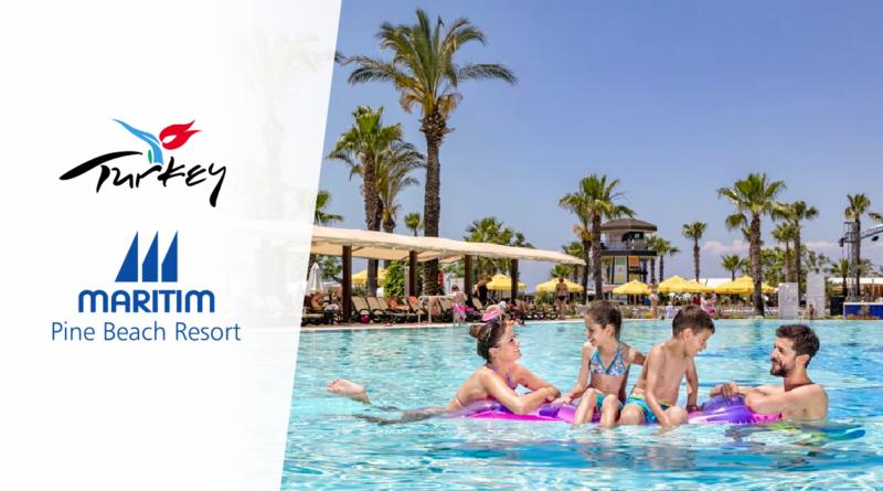 SUVI 2018: Maritim Pine Beach Resort 5★ Belek, Türgi