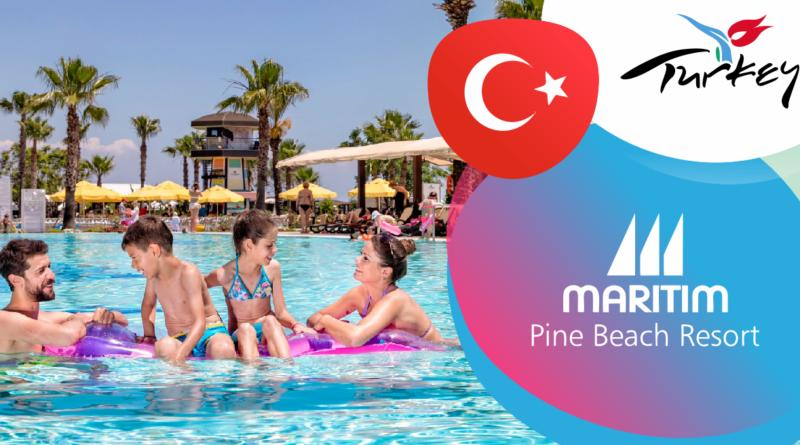 Maritim Pine Beach Resort 5★ Belek, Türgi