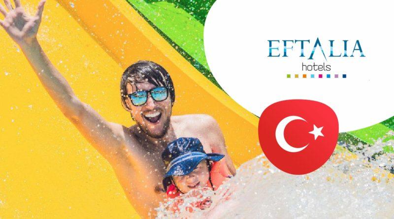 Eftalia hotellid Türgis