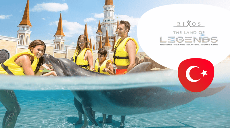 Rixos The Land Of Legends Kingdom Hotel 5★ — nüüd ka All Inclusive!