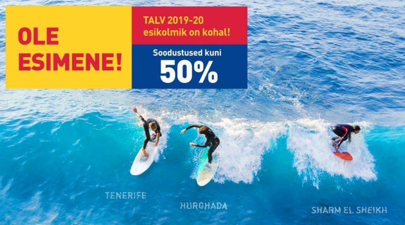 TALV 2019-20 Egiptus ja Tenerife