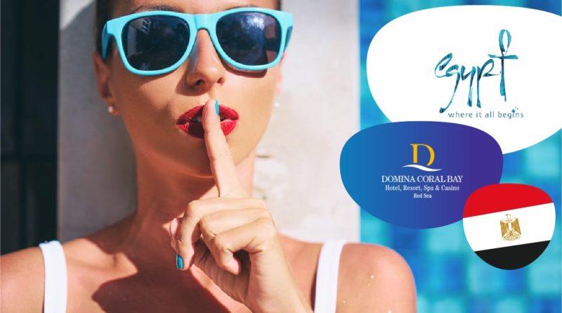 DOMINA CORAL BAY 5* hotellid Egiptuses