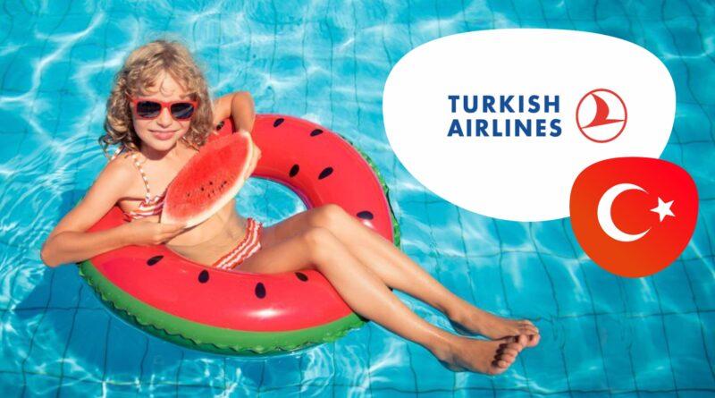 Türgi 2021- Turkish Airlines lennud