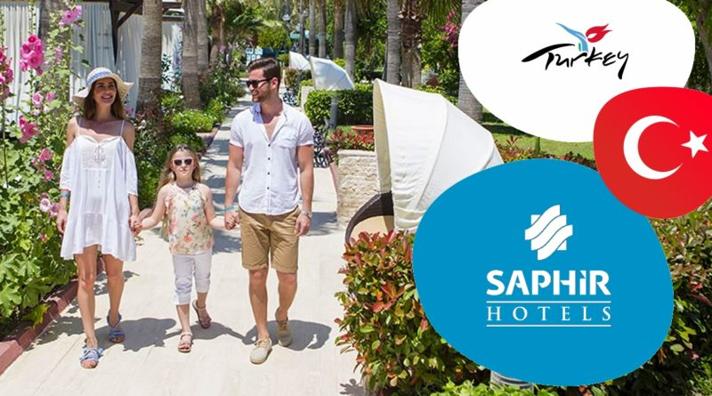 Türgi 2020: Saphir hotellid