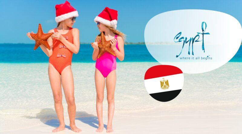 Jõulud/ Aastavahetus Egiptuses